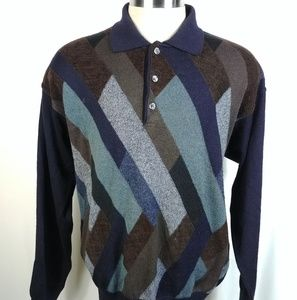 Gian Franco Guidetti Mens Sweater Vintage